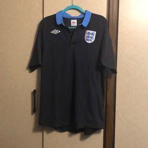Men's Team GB Football Jersey - Sz 44